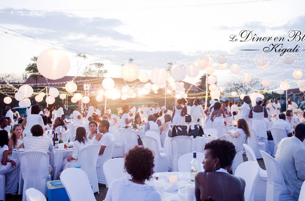 Le Diner en Blanc OCT 2018 Toowoomba