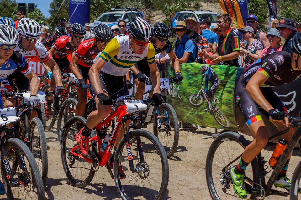 2015 Oceania Mountain Bike Championships