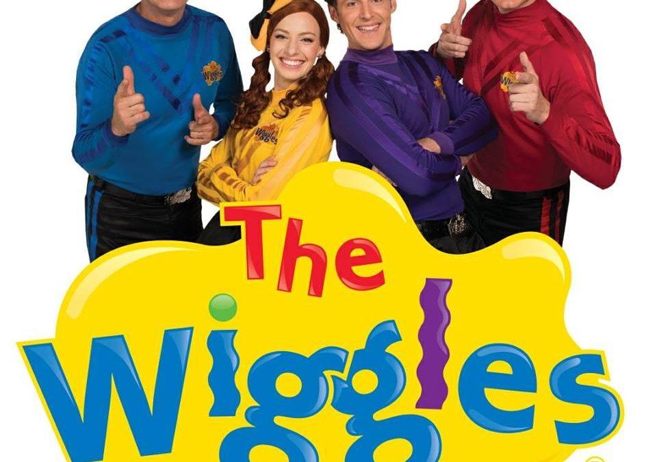 The Wiggles – Wiggle Wiggle Wiggle