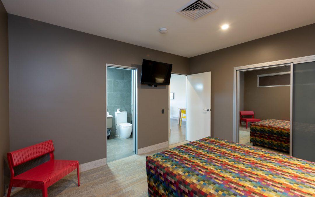 Laguna Apartments Bedroom